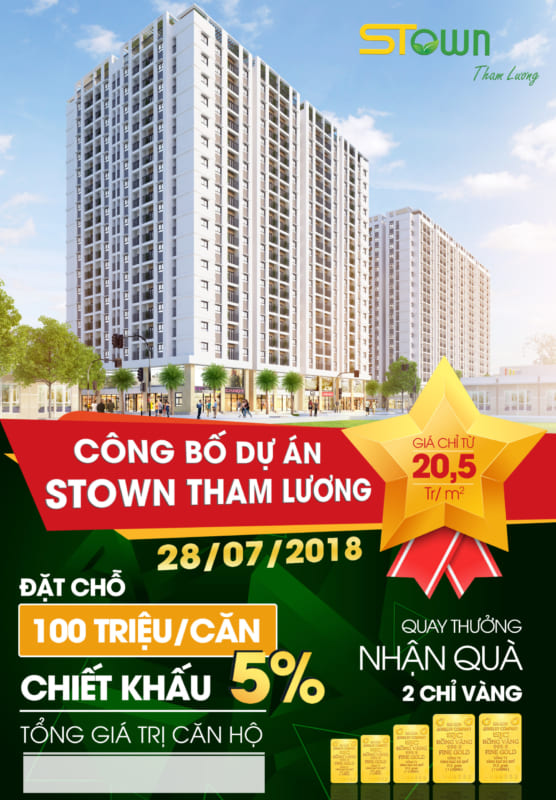 ban can ho stown tham luong